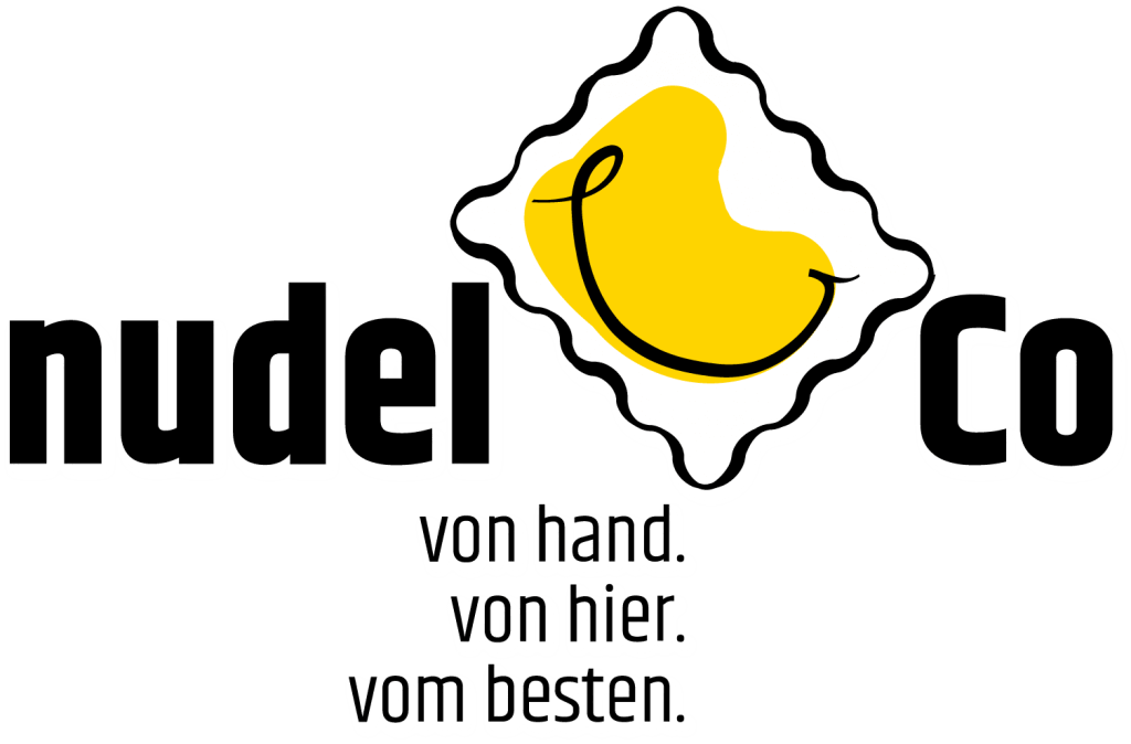 Nudel & Co - Logo - von hand, von hier, von besten